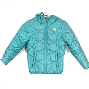 Girl's The North Face Reversible Winter Jacket